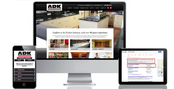 Advanced Designed Kitchens