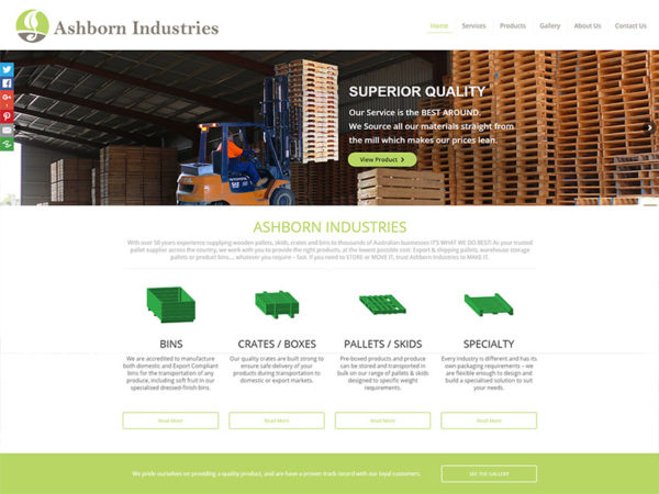 Ashborn Industries