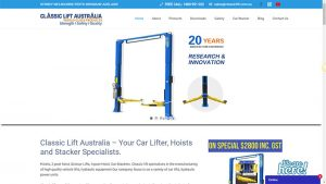 Classic Lift Australia