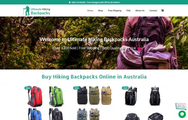 Hiking Backpacks Australia